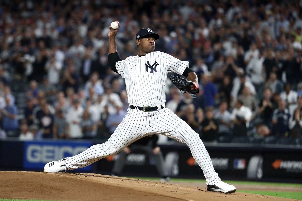 NY Yankees Luis Severino injury Tommy John surgery