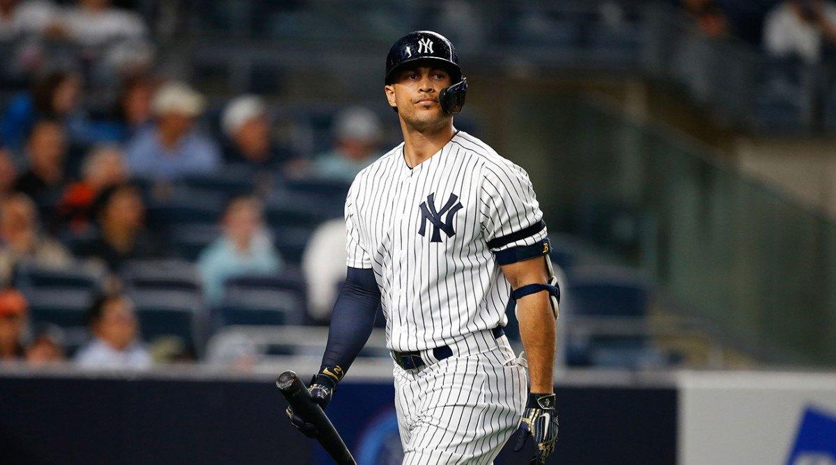 Giancarlo Stanton NY Yankees Injury Bronx ER Calf