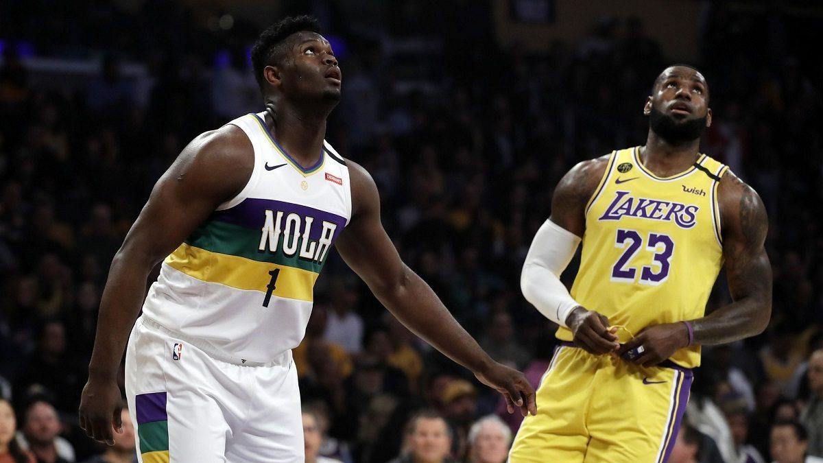 NBA West Playoff Bubble Memphis Grizzlies New Orleans Pelicans