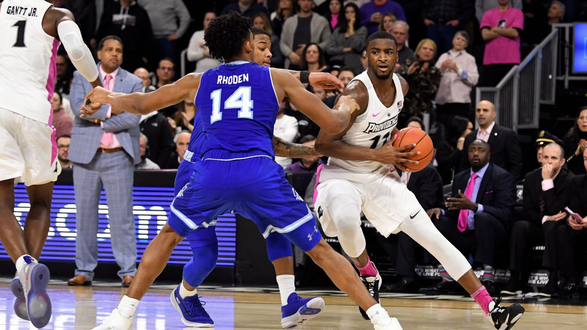 March Madness Bubble Providence Friars Alpha Diallo Big East