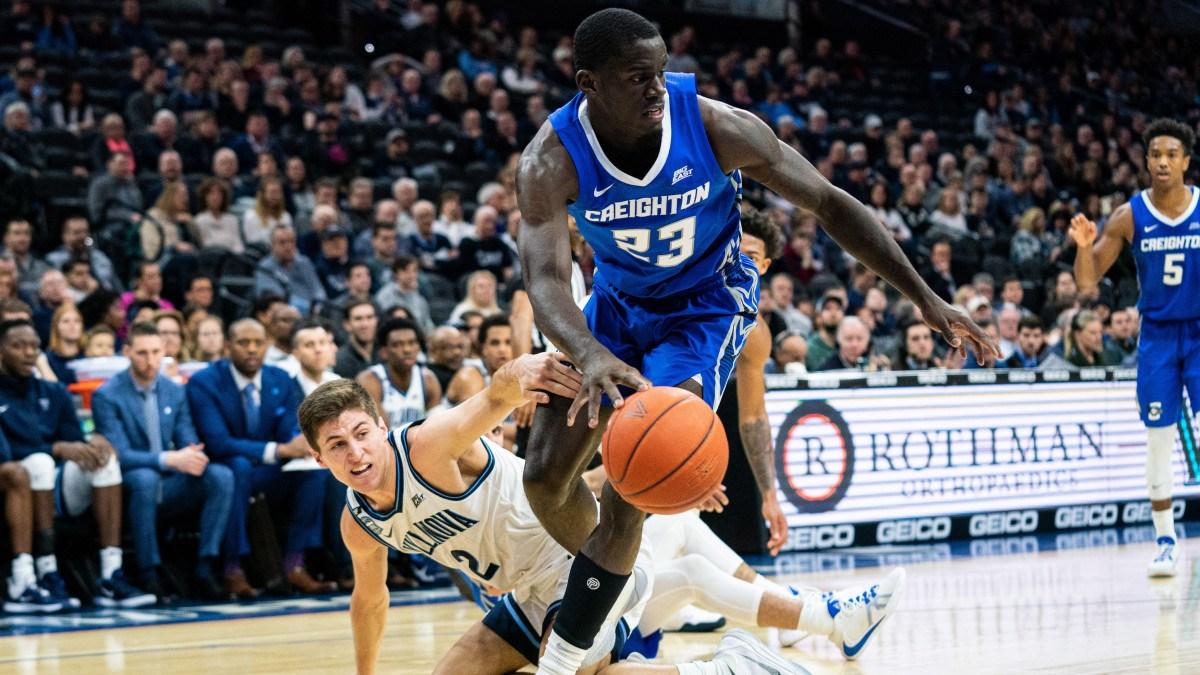 Creighton Bluejays basketball Ty-Shon Alexander Big East
