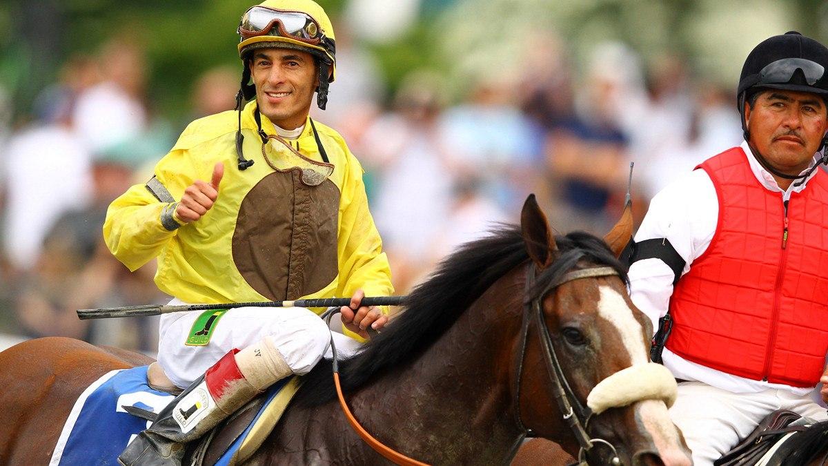 Jockey John Velasquez-Fountain of Youth Mainstay