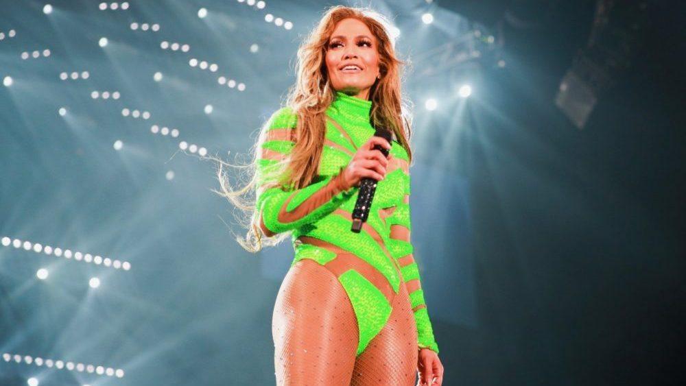 Jennifer Lopez wacky Super Bowl prop bets.
