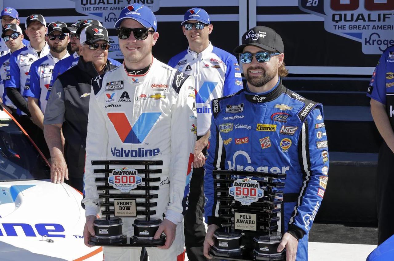 Alex Bowman, Ricky Stenhouse Jr. Daytona 500