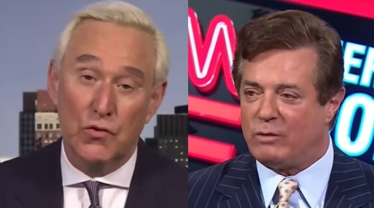 Roger Stone and Paul Manafort