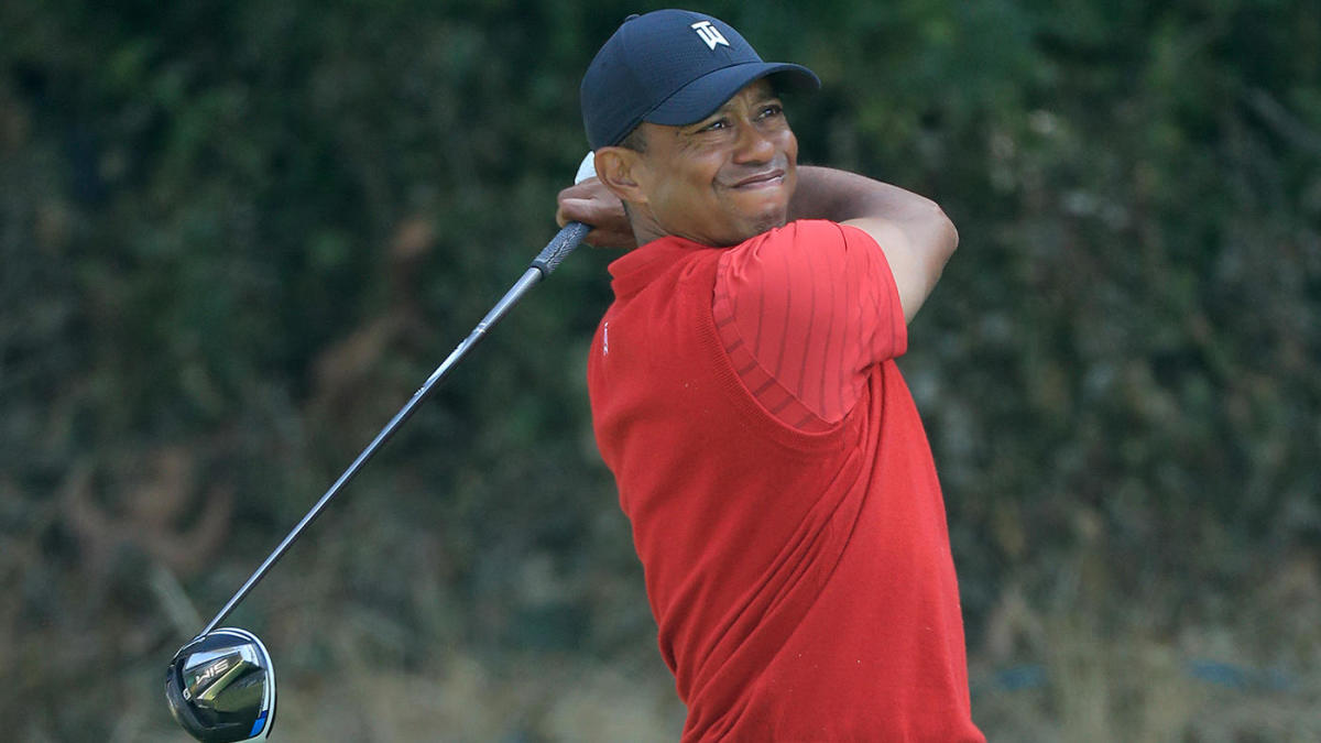 Tiger Woods WGC-Mexico Championship