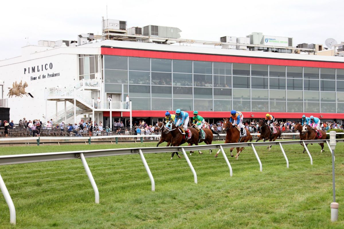 142nd Preakness Stakes at Pimlico