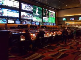 Are Vegas Sportsbooks Becoming Coronavirus Ghost Towns?