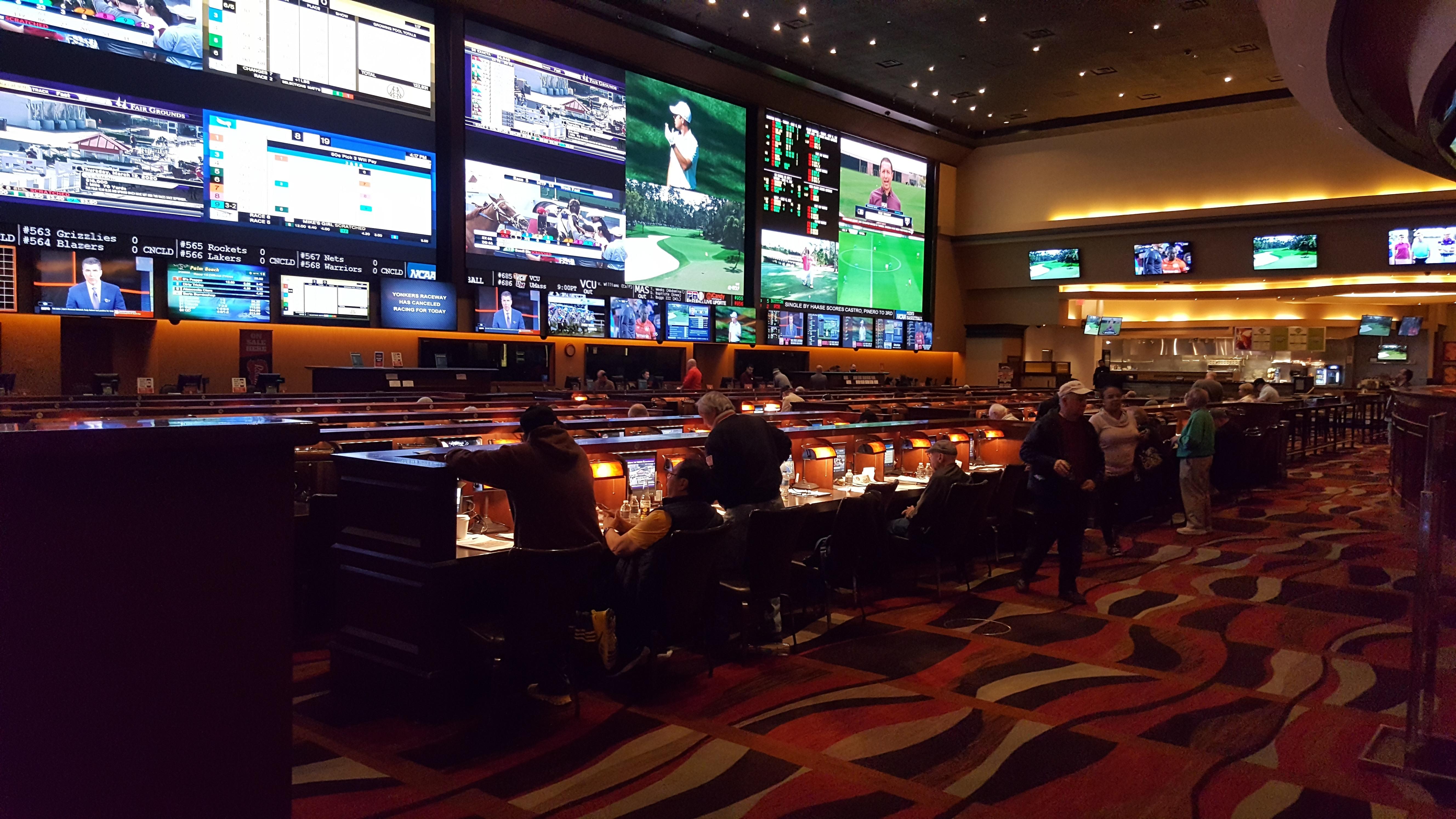 Red Rock Las Vegas Sportsbook