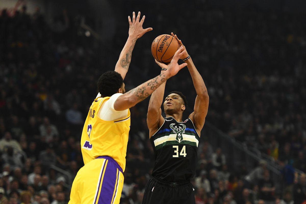 NBA Weekend Lakers Bucks NBA Finals Preview