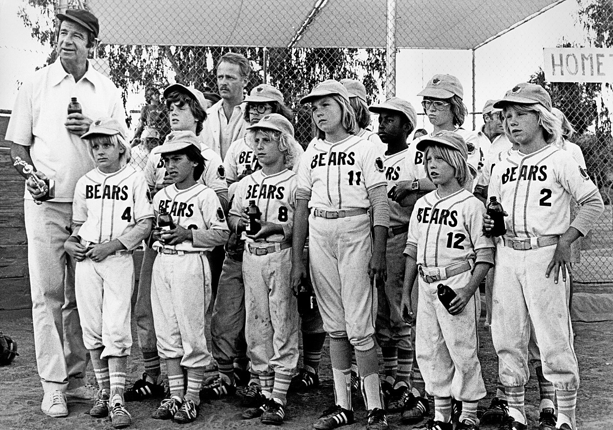 Bad News Bears Baseball Movies Film Walter Matthau Tatum O'Neal