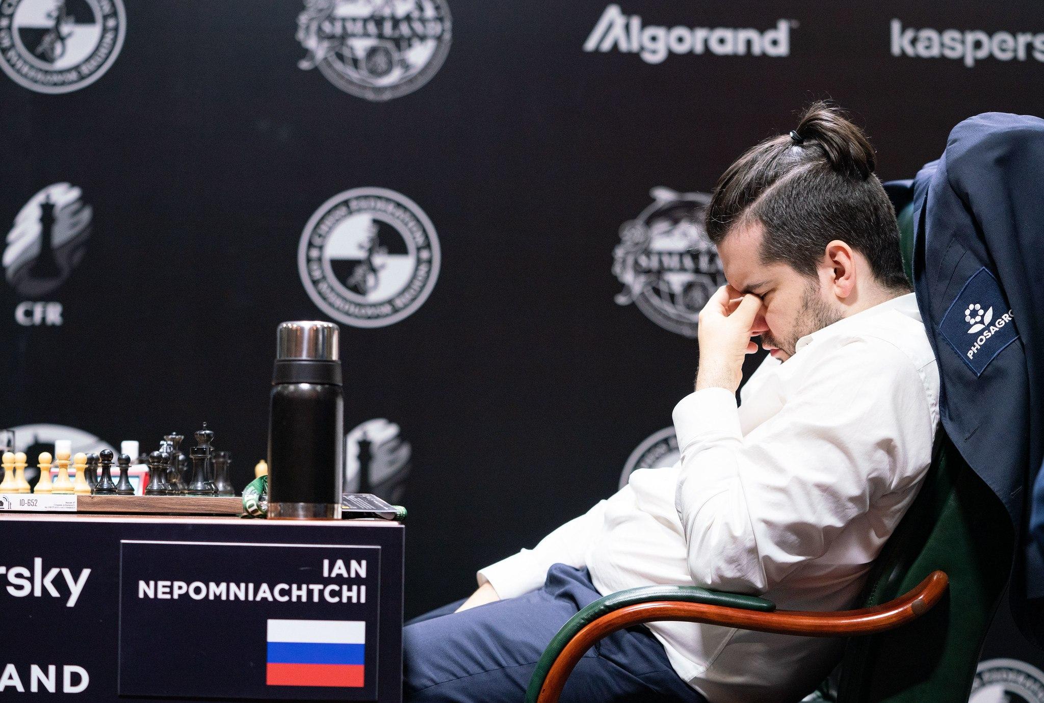 Candidates Tournament postponed chess