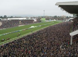 The Cheltenham Festival attracts upwards of 260,000 people a year. It's 2020 future is in doubt because of the Coronavirus. (Image: Edward Whitaker)