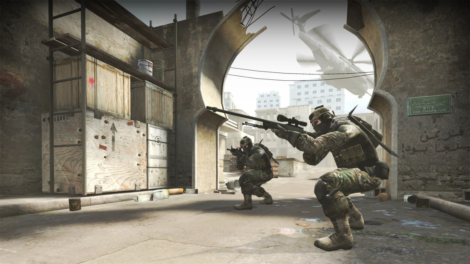 CS:GO Nevada esports gaming