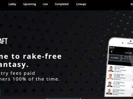 FantasyDraft ran out of sports to offer and has temporarily ceased offering DFS contests. (Image: FantasyDraft)
