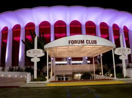 Clippers' owner Steve Ballmer plans to keep the Forum as a music venue. (Image: City of Inglewood)