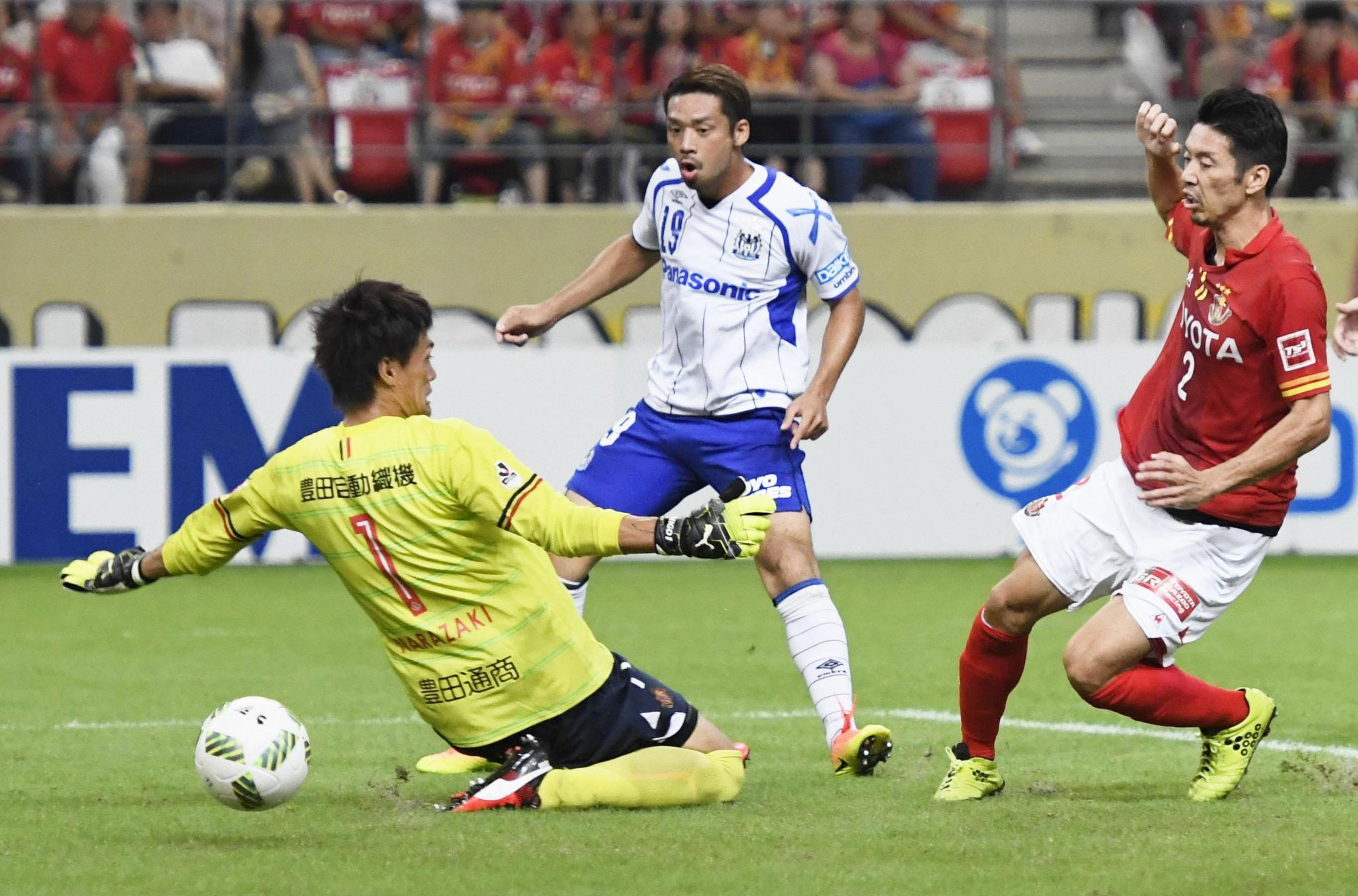 J. League restart May