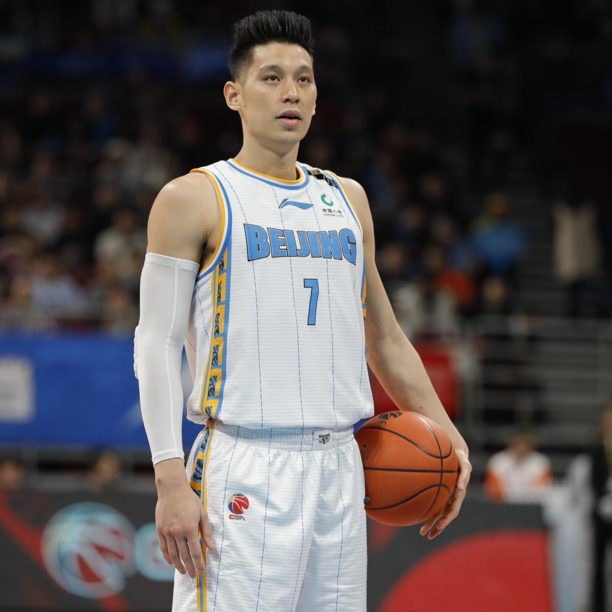 Jeremy Lin looks forward to CBA restart