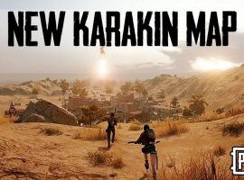 Karakin is the fifth map on PUBG and the smallest at 2km by 2 km. (Image: Tencent Games)