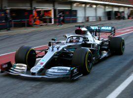 Despite cancellations and Ferrari FIA controvers, Lewis Hamilton and Mercedes are Formula One favorites heading into the season opener. (Image: AP)