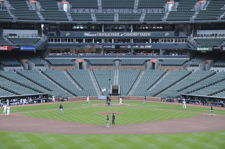 MLB coronavirus Opening Day