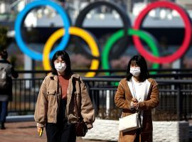 IOC member Dick Pound told USA Today Sports that the Summer Olympics in Tokyo would be postponed, though no official plans had been made as of yet. (Image: Athit Perawongmetha/Reuters)