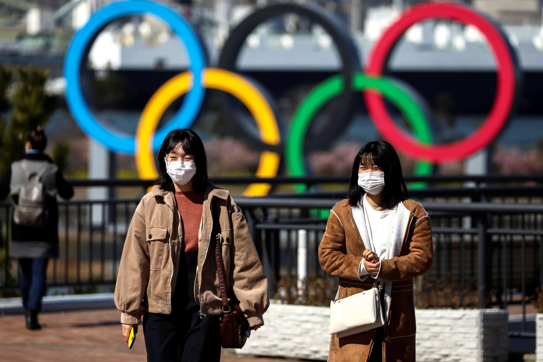 Summer Olympics Tokyo postponed