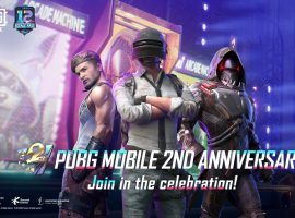 The mobile version of PUBG celebrates its second anniversary since its release on March 2015, 2018. (Image: PUBG Mobile/Tencent Gaming)