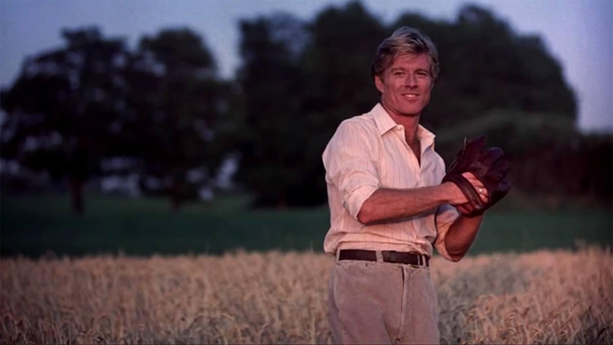Robert Redford The Natural baseball movies movie NY Knights