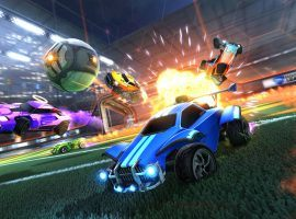 Rocket League is a simple concept -- soccer with cars -- but it is challenging to master. The popular esport is now among several betting options for DFS users on DraftKings. (Image: Rocket League)