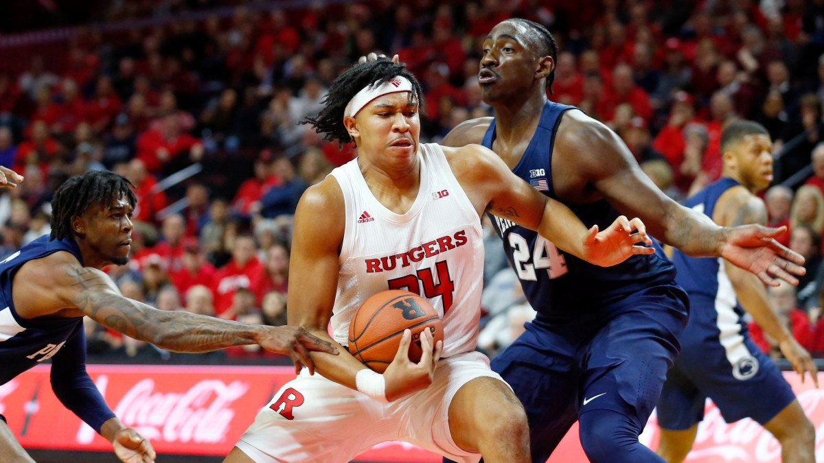Rutgers Bubble Big Ten March Madness