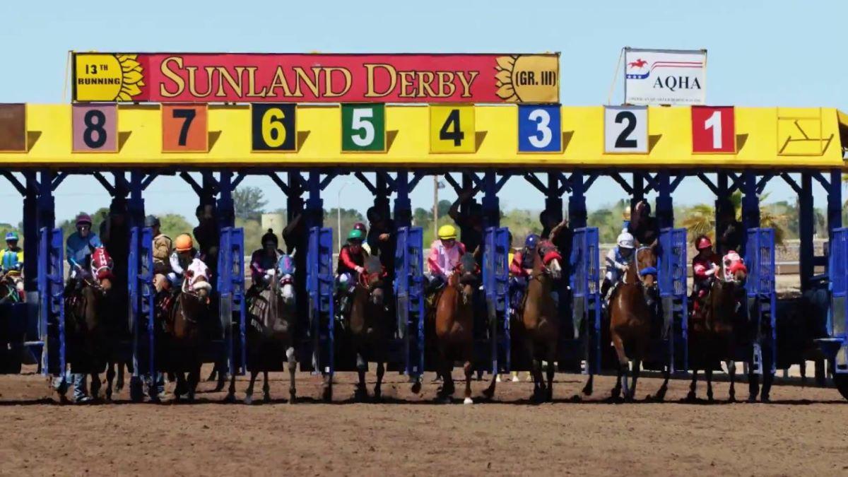 Sunland Derby Gate