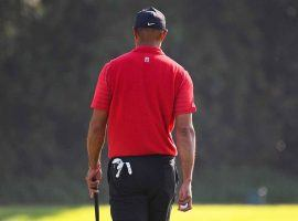 PGA ratings magnet, Tiger Woods will miss  -- after missing the Honda Classic and Arnold Parmer Invitational due to back problems. (Image: Getty)