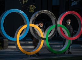 The Tokyo Summer Olympics have officially moved to July 2021, with organizers planning to start the Games almost exactly one year after their original date. (Image: Carl Court/Getty)