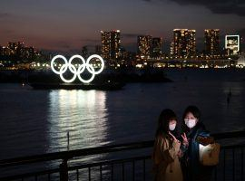 The International Olympic Committee and the organizing committee announced Tuesday that the Tokyo Summer Olympics would take place in 2021. (Image: Jae C. Hong/AP)