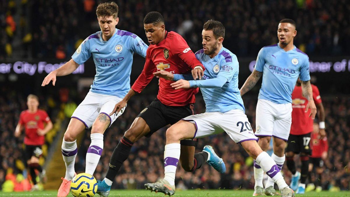 City United Manchester Derby