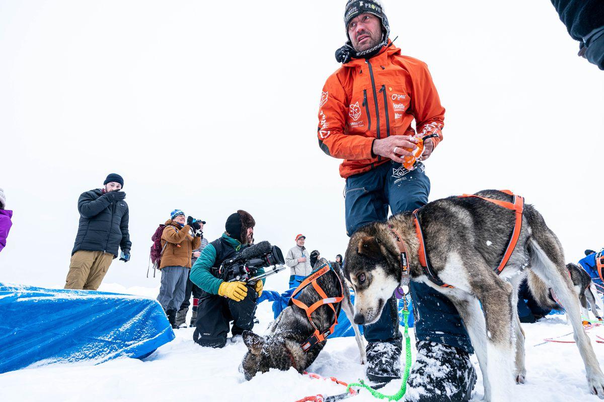 Iditarod coronavirus Thomas Waerner Norway