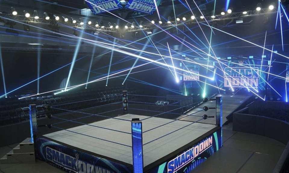 Professional Wrestling coronavirus WWE AEW