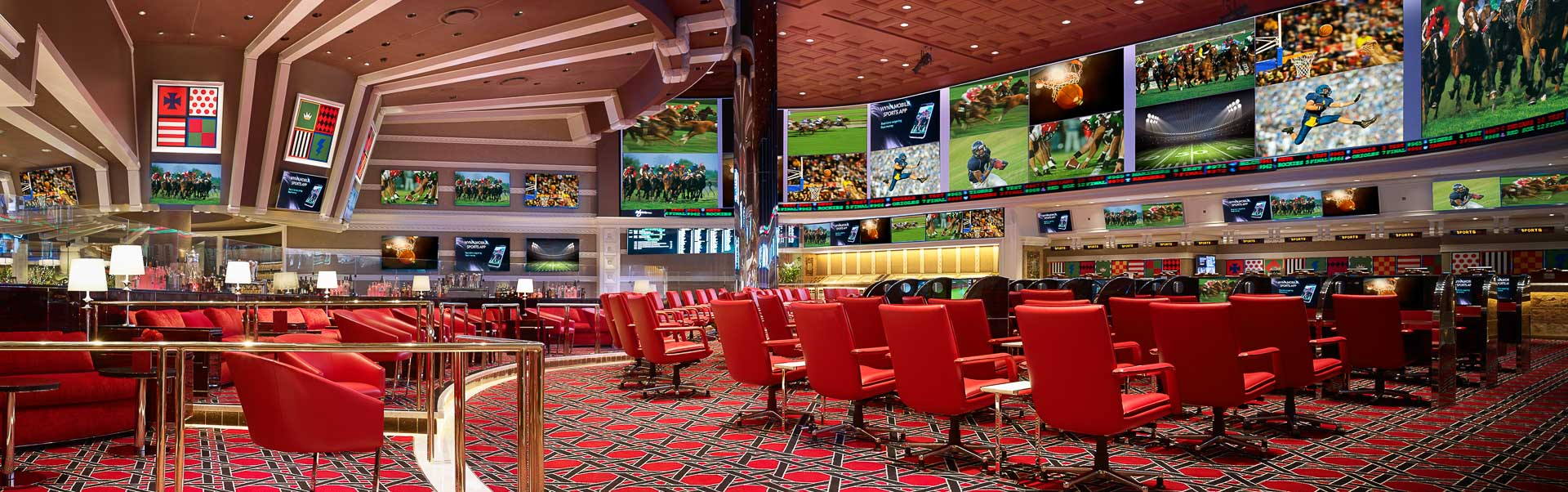 Wynn Las Vegas closes race and sports book and poker room due to coronavirus