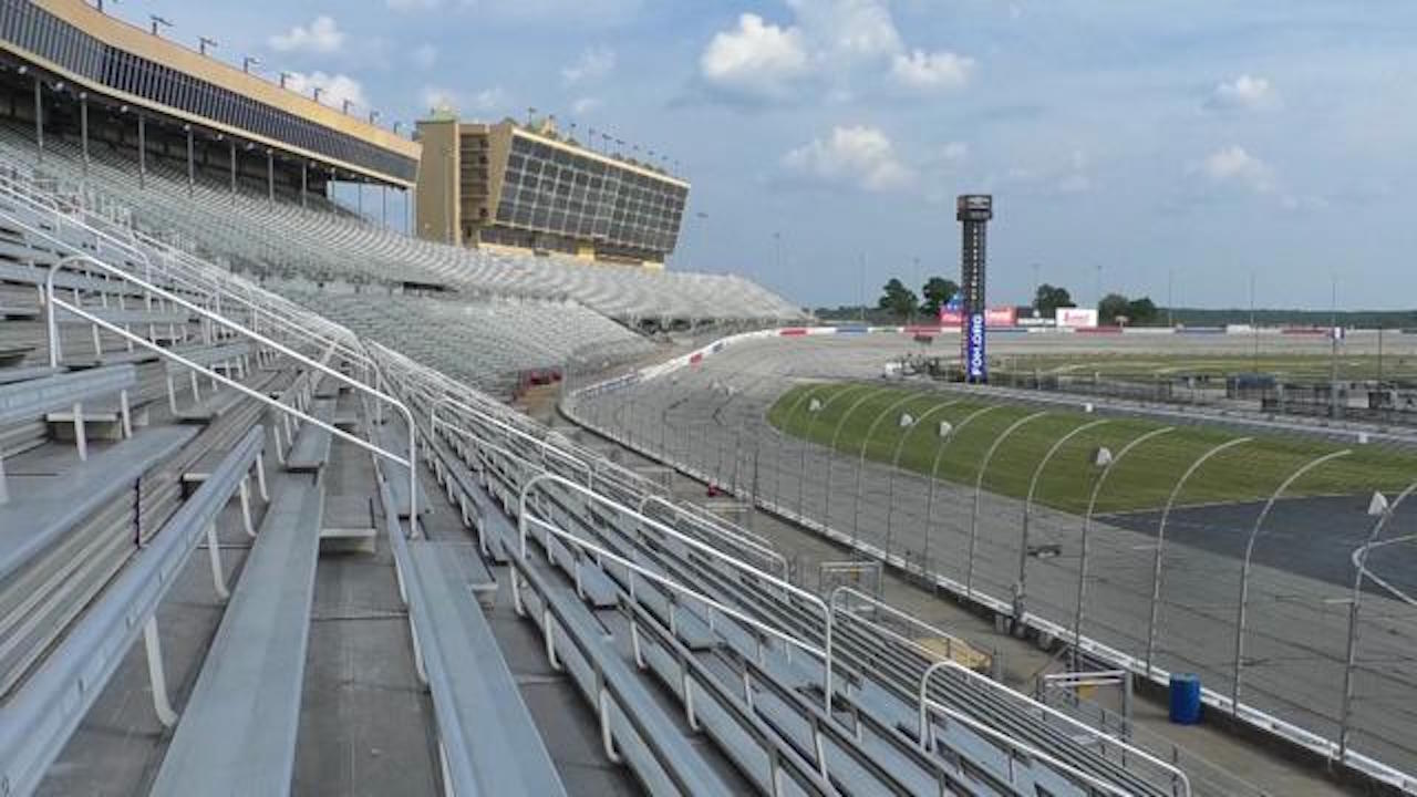Atlanta Motor Speedway NASCAR coronavirus