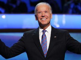 Democratic presidential candidate Joe Biden has seen his odds change dramatically in three weeks, and he is now the favorite to win the election. (Image: Getty)