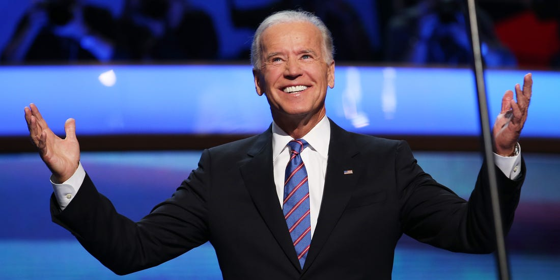 Joe Biden election odds