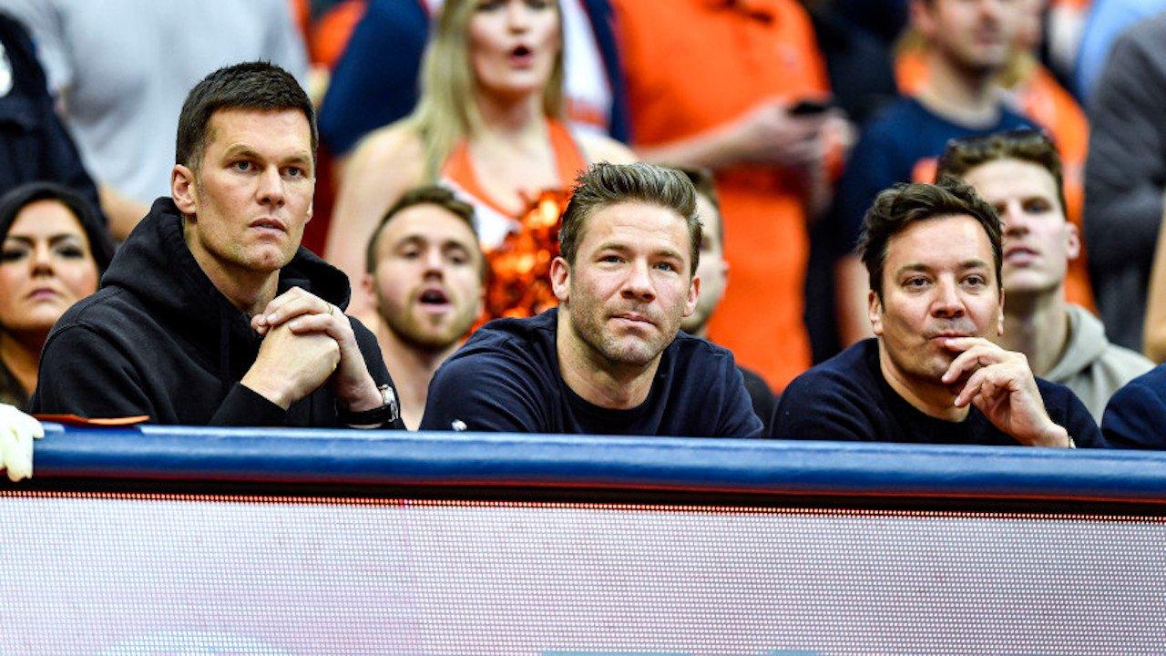 Free agent Tom Brady