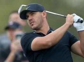 Brooks Koepka is trying to find his golf game after three poor outings, but he is refusing to blame a prior knee injury. (Image: Getty)