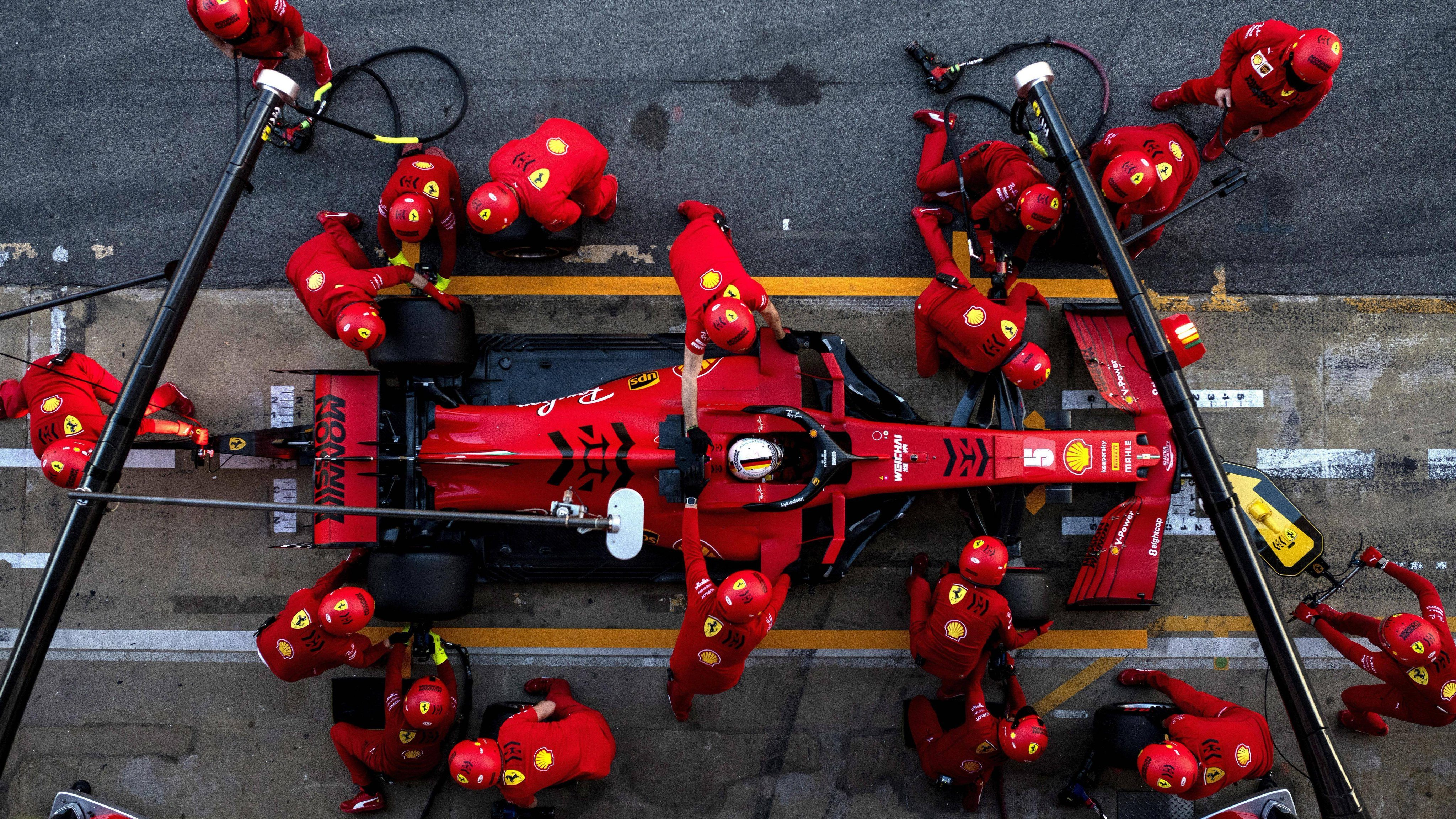 Homeless Italian Formula One team may race Bahrain without spectators
