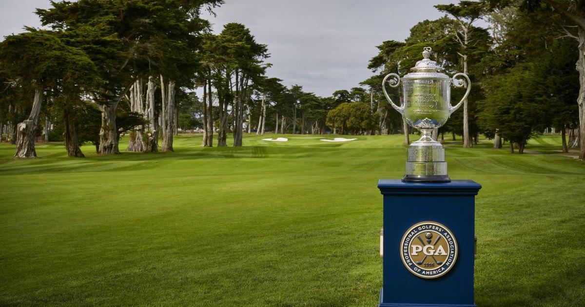 PGA Championship postponed