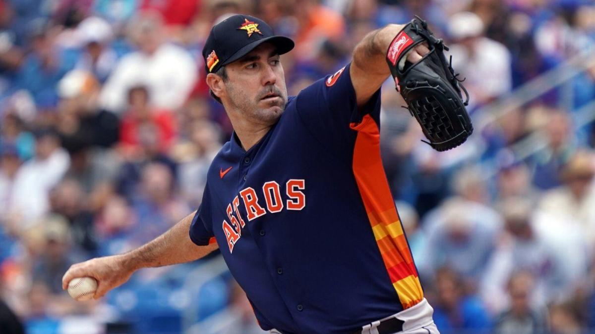 Justin Verlander Houston Astros lat injury
