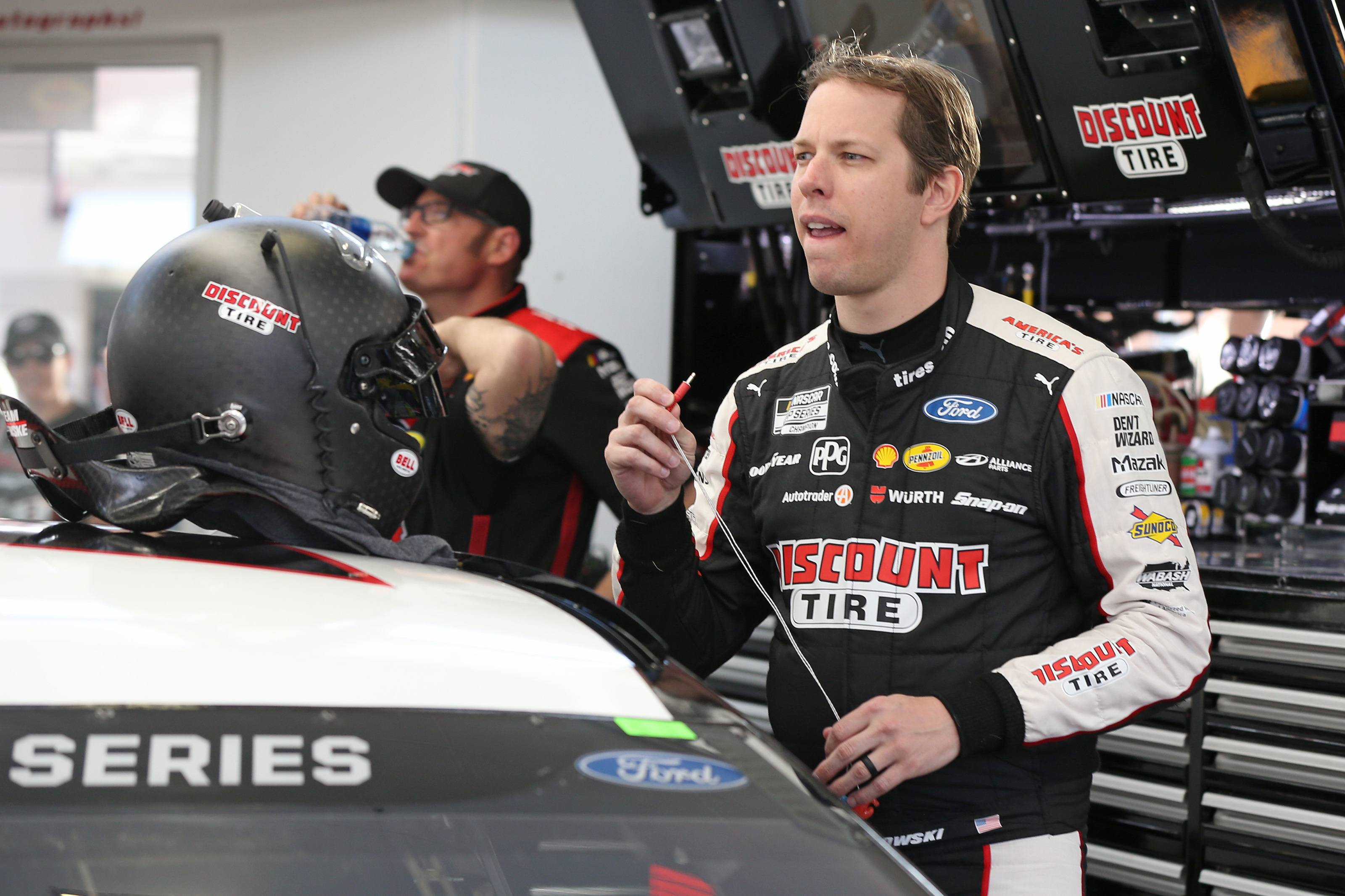 Brad Keselowski contract