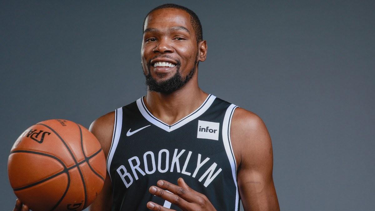Kevin Durant Brooklyn Nets coronavirus