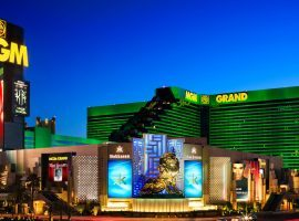 MGM Resorts and Wynn are closing all their Las Vegas properties by Tuesday. (Image: MGM Resorts)